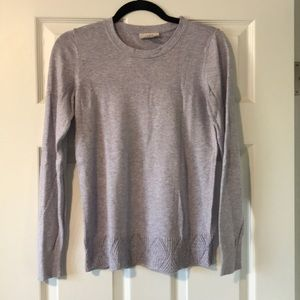Loft Outlet Purple Sweater